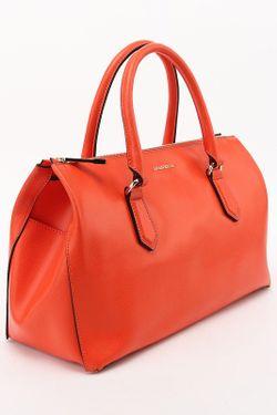 Сумка Coccinelle                                                                                                              оранжевый цвет