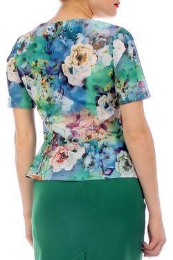 Блузка Lamiavita                                                                                                              многоцветный цвет