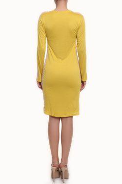 Платье Джерси Reed Krakoff                                                                                                              желтый цвет