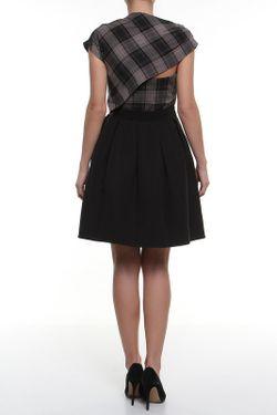 Платье Carven                                                                                                              чёрный цвет