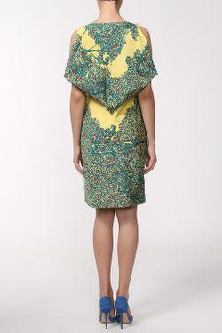 Платье Balenciaga                                                                                                              желтый цвет