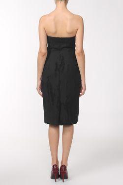 Платье Cushnie Et Ochs                                                                                                              чёрный цвет