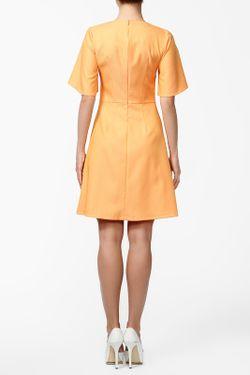 Платье Vladi Collection                                                                                                              оранжевый цвет