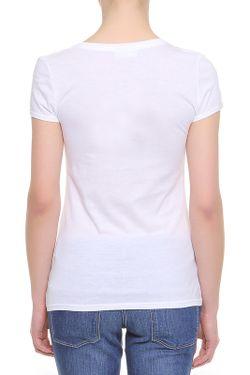 Футболка Lacoste                                                                                                              белый цвет