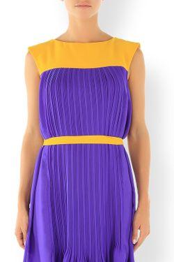 Платье Love Moschino                                                                                                              фиолетовый цвет