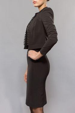 Комплект Жакет И Платье BGL                                                                                                              черный цвет