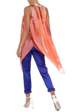 Туника Escada                                                                                                              многоцветный цвет
