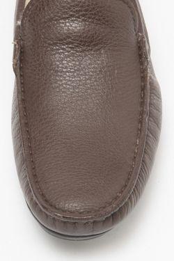Мокасины Giorgio Armani                                                                                                              коричневый цвет