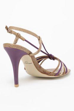 Босоножки Calipso                                                                                                              фиолетовый цвет
