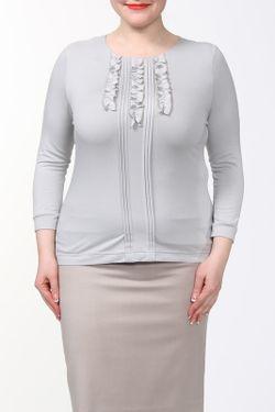 Блуза Personage                                                                                                              серый цвет