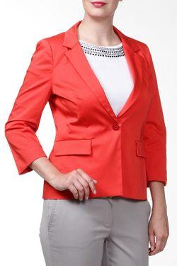 Жакет Marella                                                                                                              красный цвет