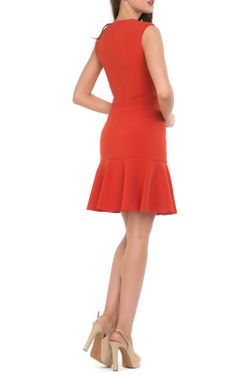 Платье Stella Di Mare                                                                                                              оранжевый цвет