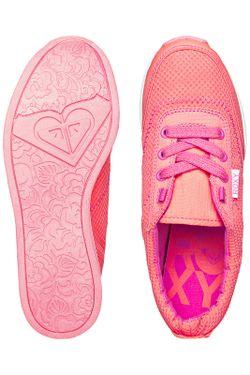Полукеды Roxy                                                                                                              розовый цвет