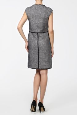 Платье Bottega Veneta                                                                                                              серый цвет