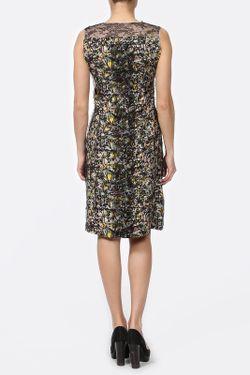Платье Bottega Veneta                                                                                                              зелёный цвет
