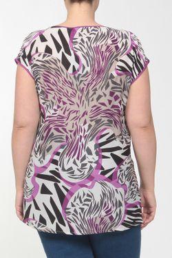 Рубашка-Блузка Elena Miro                                                                                                              многоцветный цвет