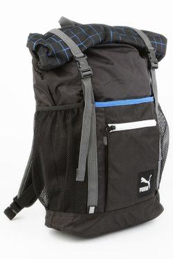 Рюкзак Puma                                                                                                              чёрный цвет