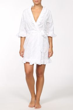 Кимоно Каролина MIA-MELLA                                                                                                              белый цвет