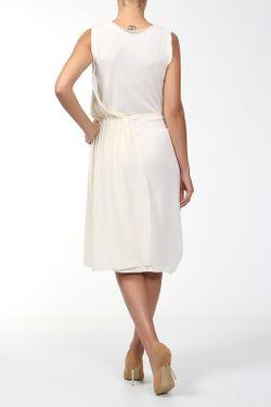 Платье Vionnet                                                                                                              бежевый цвет