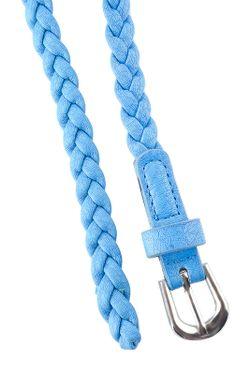 Ремешок Anna Wolf                                                                                                              голубой цвет