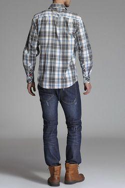 Рубашка С Длинным Рукавом Troll                                                                                                              серый цвет