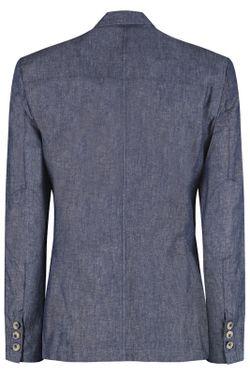 Пиджак Finn Flare                                                                                                              голубой цвет