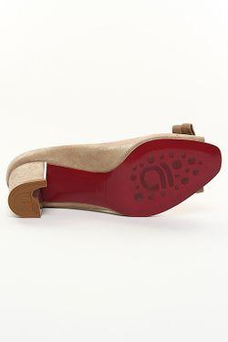 Туфли Giorgio Fabiani                                                                                                              бежевый цвет