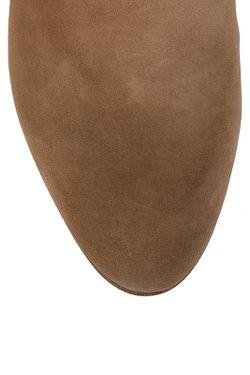 Сапоги Renzi                                                                                                              коричневый цвет