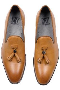 Туфли Cr7                                                                                                              бежевый цвет