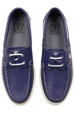 Туфли Cr7                                                                                                              синий цвет