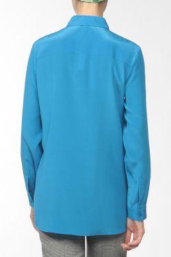 Блуза Tibi                                                                                                              голубой цвет