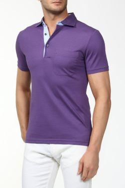 Поло Pal Zileri                                                                                                              фиолетовый цвет