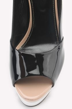 Босоножки Sergio Rossi                                                                                                              чёрный цвет