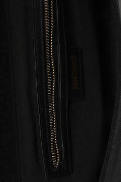 Клатч Just Cavalli                                                                                                              черный цвет