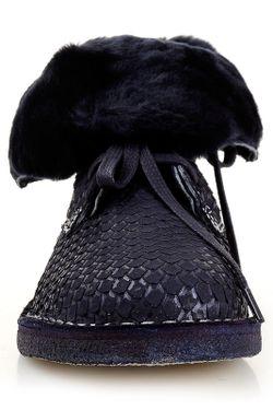 Ботинки Loriblu                                                                                                              синий цвет