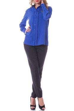 Блузка OKS                                                                                                              синий цвет
