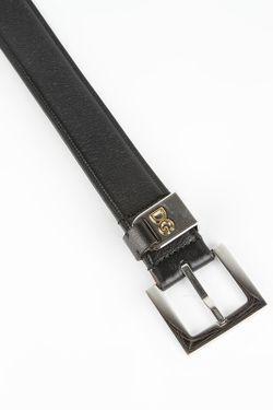 Ремень Dolce & Gabbana                                                                                                              чёрный цвет