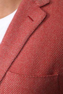 Пиджак D'Avenza                                                                                                              красный цвет