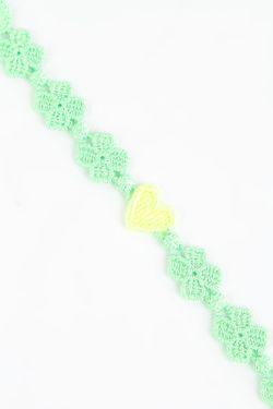 Браслет Cruciani                                                                                                              зелёный цвет