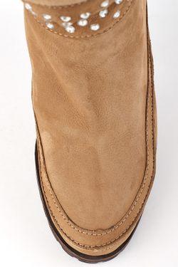 Сапоги Grand Style                                                                                                              коричневый цвет