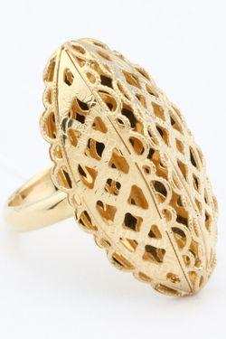 Кольцо VANGOLD                                                                                                              желтый цвет