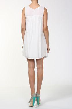 Платье Джерси Aiko                                                                                                              белый цвет