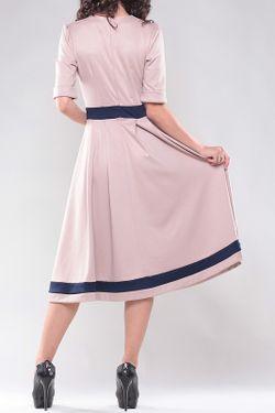 Платье Maurini                                                                                                              бежевый цвет