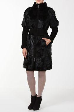 Шубка Dipol                                                                                                              чёрный цвет