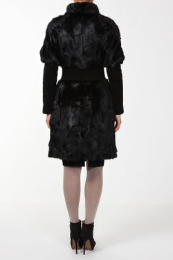Шубка Dipol                                                                                                              черный цвет