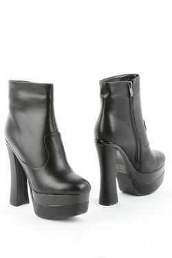 Ботинки 1to3                                                                                                              чёрный цвет