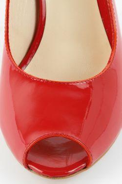 Туфли Formula Italiana                                                                                                              красный цвет