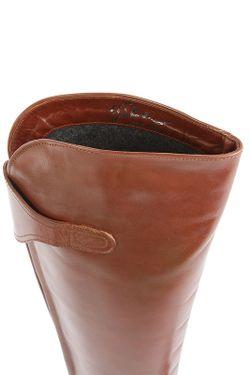 Сапоги Liska                                                                                                              коричневый цвет