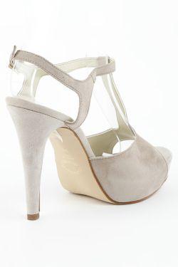 Туфли Luzzi                                                                                                              серый цвет