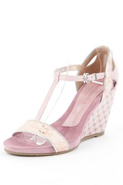 Туфли Roberto Botella                                                                                                              розовый цвет